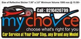 Car repair service at your door