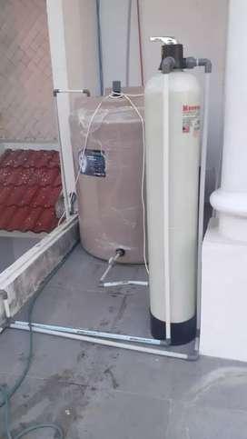 Filter air penjernih bersih untuk sumur bor PDAM atasi bau,keruh,karat