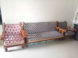 Sofa with chair 3+1+1