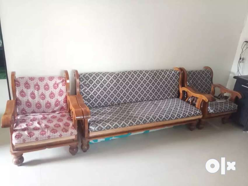 Sofa with chair 3+1+1 0