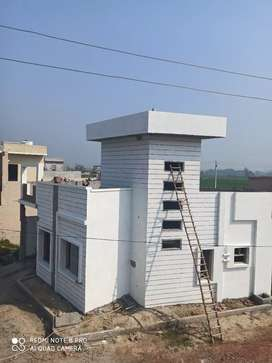 Corner house with finest elevation of all time
