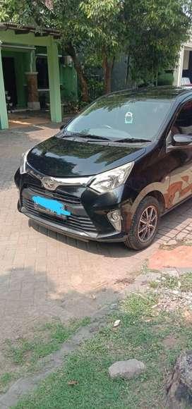Toyota Calya Tipe G Tahun 2017 Sidoarjo Jawa Timur