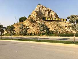 Naya Nazimabad | Block A | 120sqyd | West Open + 40ft Road