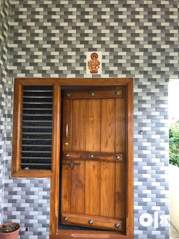 2bhk 2 floor house for sale at chaulkya nagara, gopala extension