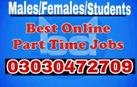 Male/Female/and students staff required