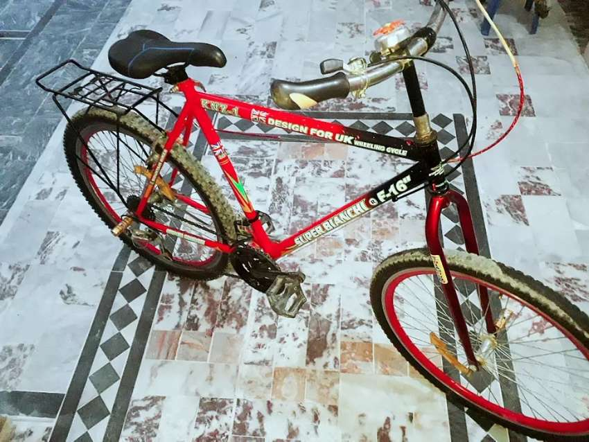 Wheeling sycle  . good condition 0