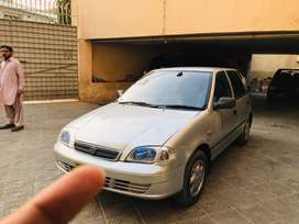 Suzuki Cultus 2005 in mint condition.