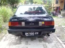 Civic Wonder 1984