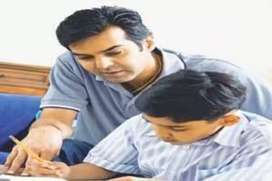 Home tutor available from 10th class to graduation level