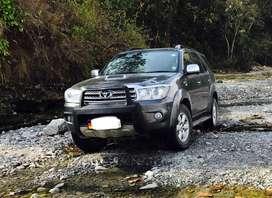 Toyota Fortuner 2010 Diesel Good Condition