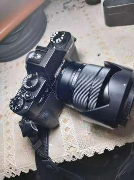 Fujifilm XT20 / XT-20 Kit XC16-50mm f3.5-5.6 - Black with Bonus!!
