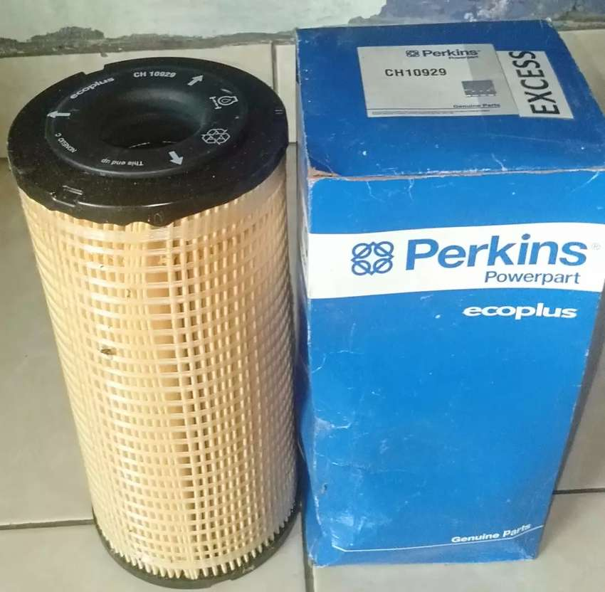 CH10929- Filter Oli -Genset Perkins 500Kva