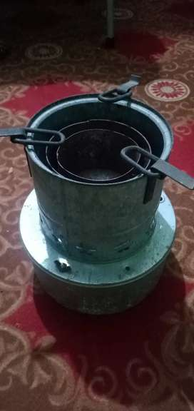 Cookstove different چولہا  ...and heater