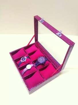 Kotak jam tangan isi 8