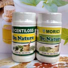 Paket Herbal Obat Stroke De Nature
