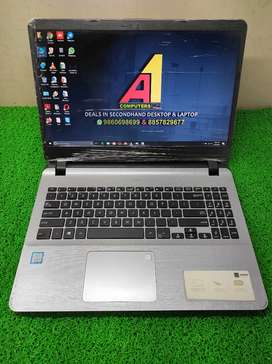 Asus i3 7th Generation/8Gb/1TB/full hd Screen Fully Tested No Any prob