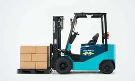 Rental Forklift Electric / Diesel SUMITOMO Kediri