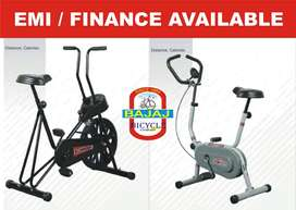 EXERCISE BIKE AND TREADMILL (EMI AVAILABLE)