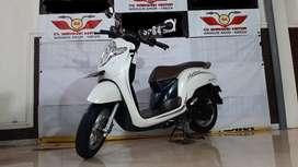 Ready Unit Honda Scoopy Stylish 110 Th.2019 Barokah Motor