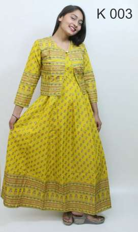 Dresses Gowns and plazo sets on wholesale rates
