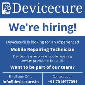 Mobile Repairing Technician