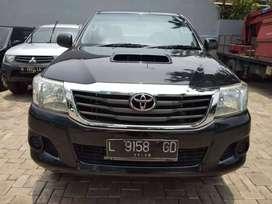 Toyota Hilux E 4x4 MT 2014
