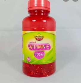 Nature pride vitamin E400iu isi 100sofgel