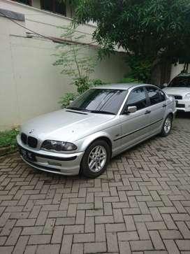 Jual BMW E46 2001 M43 318i