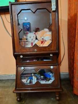 Tv Cabinet cum display storage