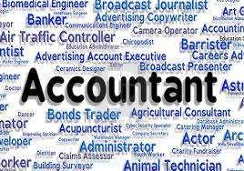 Accountant job opening for female and male