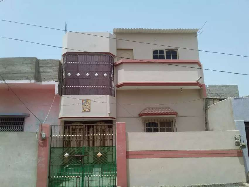 House for Sale Bagh-e-Korangi 0