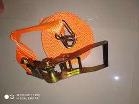 Heavy duty Lashing belts 250rs each