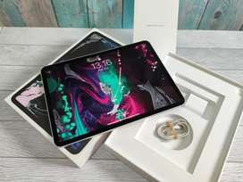 iPad Pro 11inc 2018 Wifi-Cell 256GB IBOX indonesia - Garansi panjang