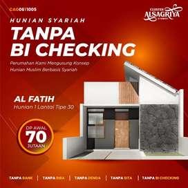 Perumahan Syariah Exclusive Anti Riba di KBB(21/7/3/1183/3)