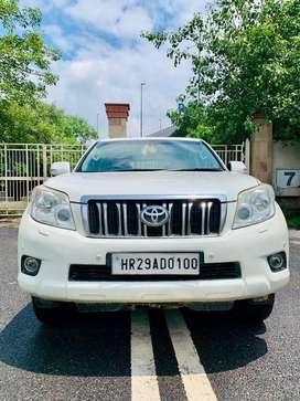 Toyota Land Cruiser Prado VX L, 2012, Diesel