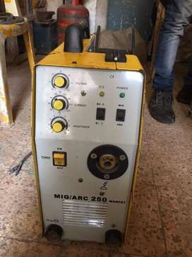 CO2 with elctric 2in one Welding machine