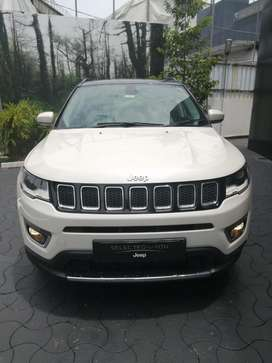 Jeep COMPASS Compass 2.0 Limited Plus 4X4, 2018, Diesel