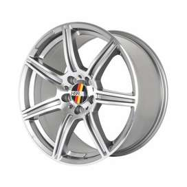 HSR-Rostock-AM7007-Ring-18x8-9-Hole-5x112-ET42-Grey-Machine-Face3-600x