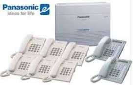 Telephone Panasonic Kxt 505