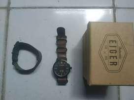 Jam tangan eiger aviator