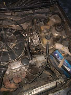 Daewoo racer Gti 1500 CC engine complete
