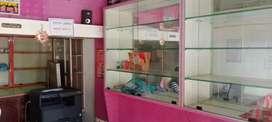Licensed shop B S P