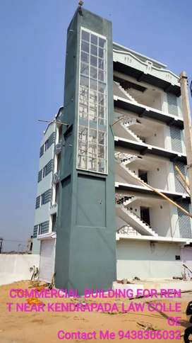 BUILDING FOR COMMERCIAL PROPOSE NEAR LAW COLLEGE CHAKA ,KENDRAPADA.