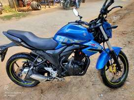 My bike sell double disk fhull loaded