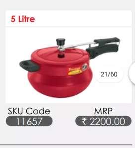 Brand New Prestige Pressure Cooker