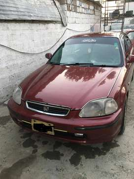 Honda Civic 1998 Model for Urgent Sale
