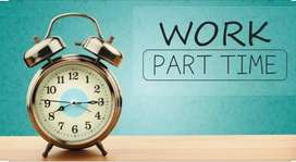 Part Time Job Extra Earning