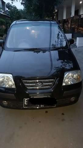 Hyundai Atoz 1.1 GLS AT  2005,Pajak Panjang