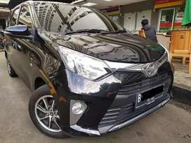 BU Cash Toyota Calya G MT'17 low KM Pajak Pjg Pribadi Bukan Ex Online
