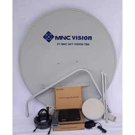 Parabola MNC vision Indovision hemat banyak pilihan Top vision